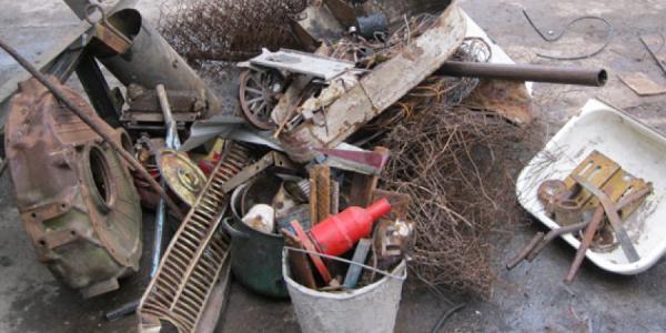 В Кременчуге «прикрыли» три пункта приема металлолома