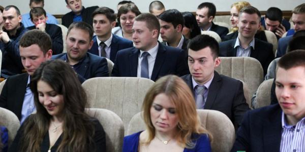 Особенность Кременчугской прокуратуры: «молодо-зелено», но надежно