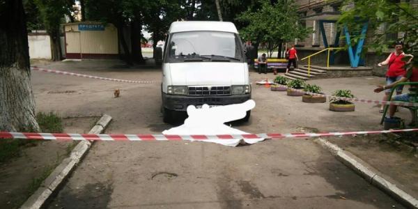 На Московской под колесами «Газели» погибла пенсионерка