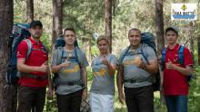 30 июня в Кременчуг придет пешком «Река жизни»