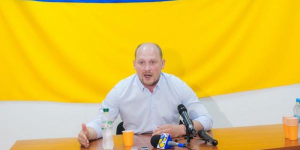 Нардеп Каплин не исключает, что может баллотироваться на должность мэра Кременчуга