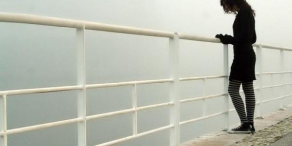 19-ти летняя девушка прыгнула с моста и погибла