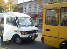 В Кременчуге жалобы на маршрутчиков возымели действие
