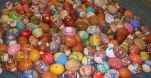 Какие способы украшения пасхальных яиц предпочитают кременчужане