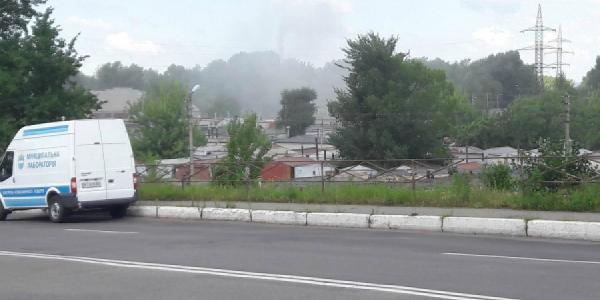 Полмиллиона из экофонда в Кременчуге пойдет на модернизацию дымящего асфального завода
