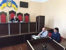В Полтаве идет суд по вице-мэру Кременчуга Проценко (обновляется)