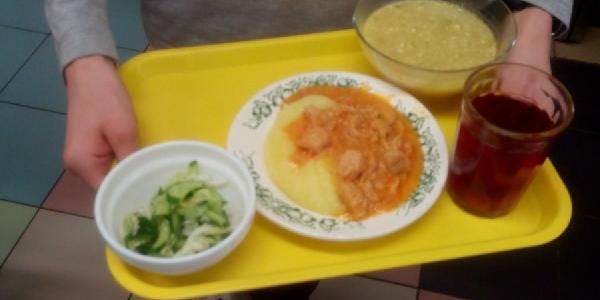 В школах Кременчуга подорожают обеды
