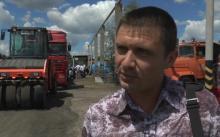 Ремонт трассы Кременчуг-Полтава начали с открытия асфальтного завода (дополнено)