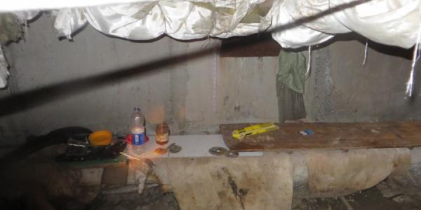 Кременчугских бомжей сгонят с насиженных мест