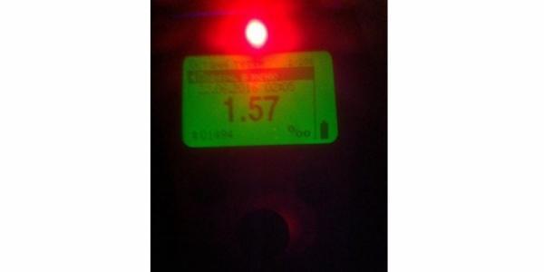 За рулем BMW в Кременчуге ездил пьяный водитель