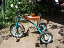 Кременчугским ворам «понадобился» трехколесный детский велосипед