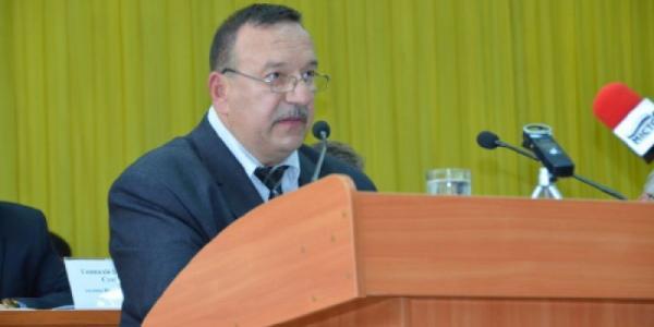Начальник УЖКХ Полтавской ОГА Тонков написал заявление на увольнение