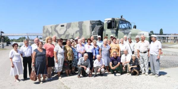 ПАО «АвтоКрАЗ» посетили почетные экскурсанты