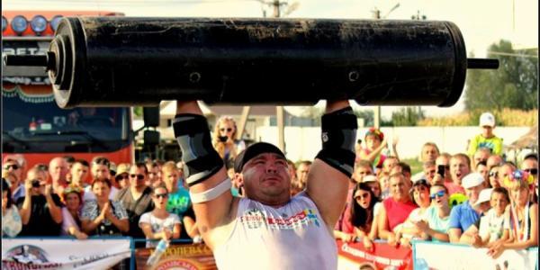 На Сорочинской ярмарке состоится Международный турнир силачей-стронгменов