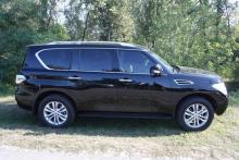 В Кременчуге милиция нашла угнанный из частного дома бизнесвумен автомобиль