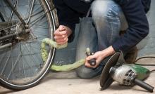 В Кременчуге продолжают угонять велосипеды