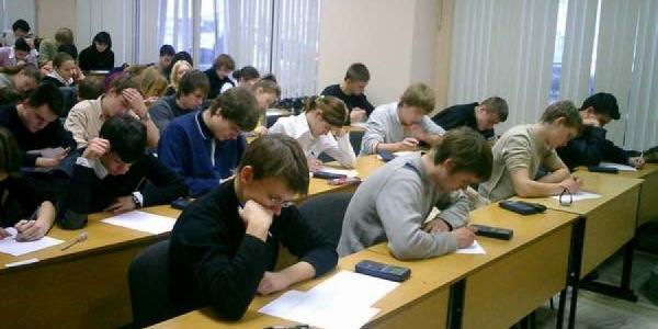 Кременчугские школьники «отстрелялись» на первом ВНО