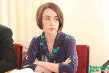 Кременчуг возглавила Ольга Усанова