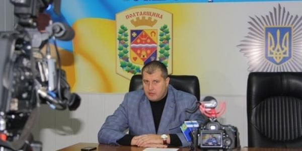 Начальник кременчугской милиции не имеет личного жилья.