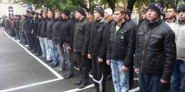 В Кременчуге стартовал осенний призыв, перенесенный из-за выборов