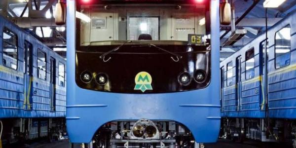 В Киеве получили пятый модернизированный вагонзаводом состав метро