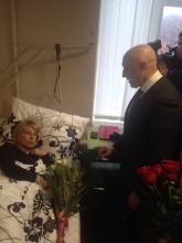 Кременчугский волонтер была ранена в Донецком аэропорту