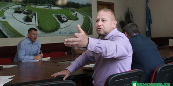 Вице-мэра Декусара «спрятали» от отчета за полугодие