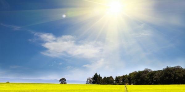 На новой неделе в Кременчуг вернется жаркое лето