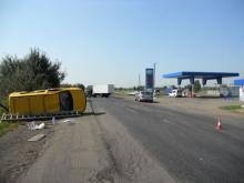 На Полтавщине столкнулись «Газель» и Renault: среди пострадавших кременчужане