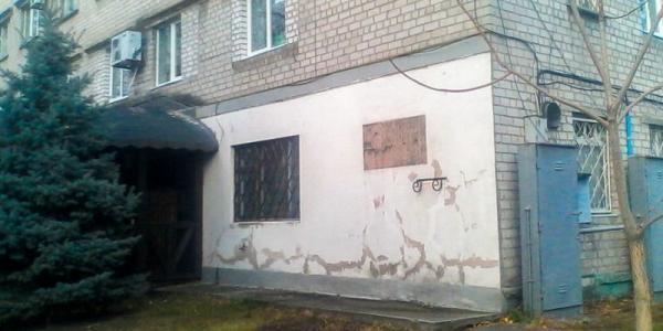 На здании Кременчугского вуза исчезла мемориальная доска