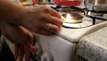 На Молодежном жители дома остались и без счетчика - и без газа