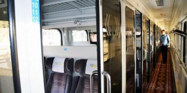 «Интерсити» из вагонов Крюковского вагонзавода освоил маршрут Киев-Херсон