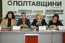 На Полтавщине появится телевизионный проект для внутренних переселенцев