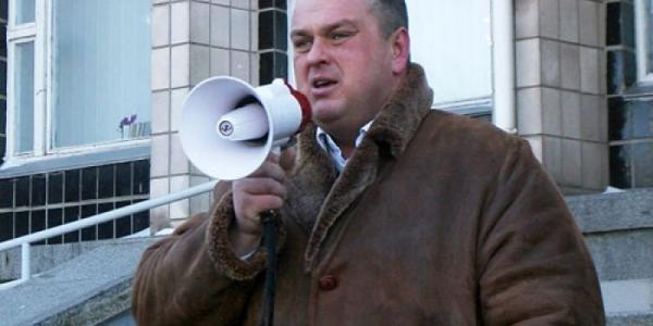 Главный «Свободовец» Кременчуга Галата заявляет, что рассчитался со своими работниками