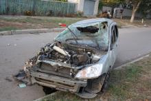 На Полтавском проспекте в ДТП погиб мужчина