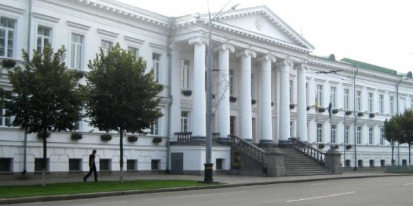 Здание Полтавского горсовета возглавило список самых красивых админзданий Украины
