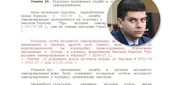 Чем грозит решение о виновности вице-мэра Проценко в коррупции