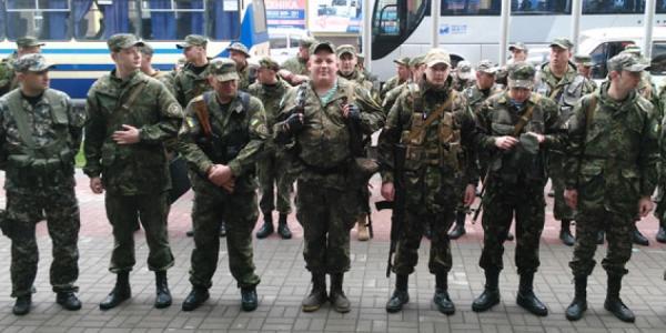 В рамках очередной ротации полицейские Кременчуга и Полтавы отправились на восток