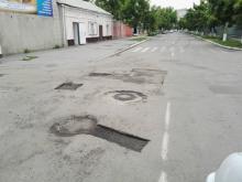 Мэр Кременчуга требует прекратить рыть ямы на дорогах
