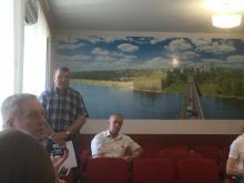 Депутат Ульянов «наехал» на экс-депутата горсовета Черныша