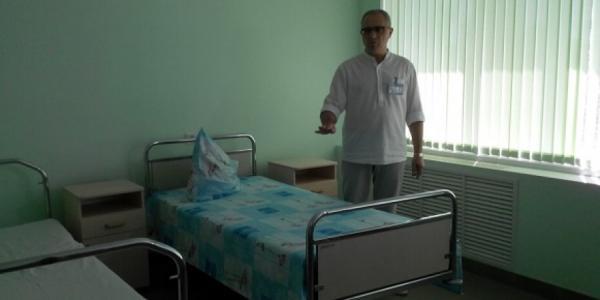 Детская травматология в Кременчуге остается без ремонта
