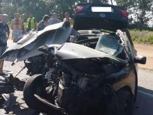 На Полтавщине в результате ДТП погибли два человека