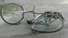 Велосипедист попал под поезд «Кременчуг-Москва»