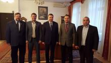 Начало марта отмечено активными «польско-кременчугскими» контактами