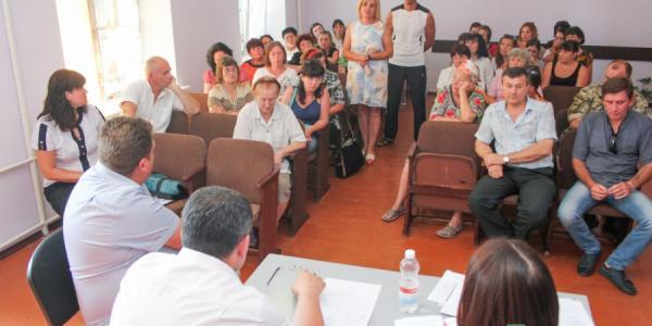 В Кременчуге во 2 школе хотят убрать директора