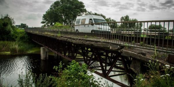 Дорогу из Полтавы на Кременчуг до октября закрывают на ремонт