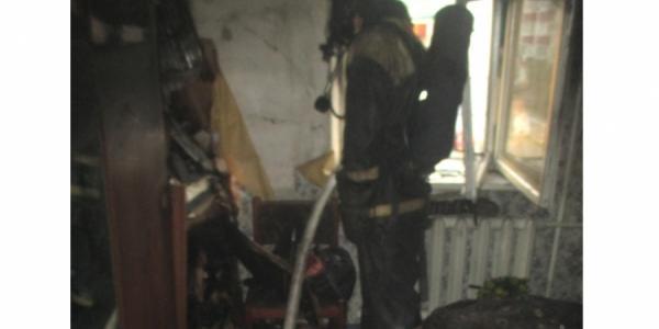 В нагорной части Кременчуга сгорел бывший начальник ОБЭП (дополнено)