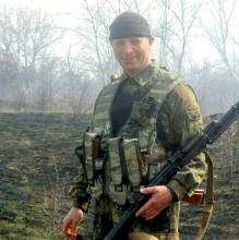 На Донбассе погиб кременчужанин Владимир Шаповал