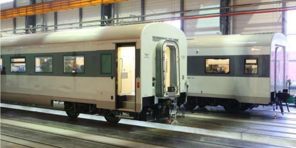 Крюковский вагонзавод получил контракт на 21 пассажирский вагон