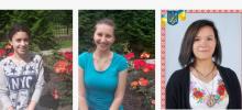 Три кременчугские школьницы продолжат обучение в США